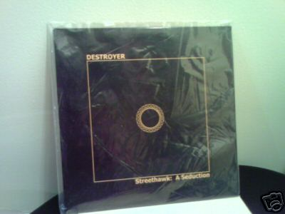 Streethawk vinyl