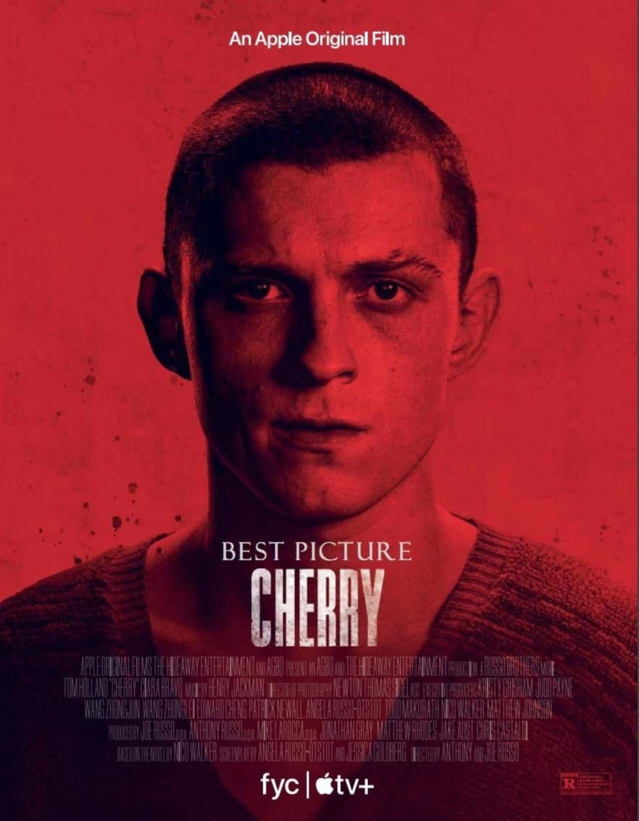 """Cherry"" film poster"