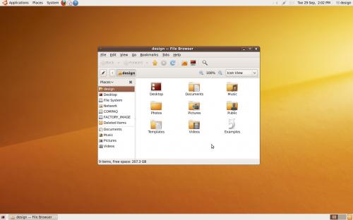 ubuntu-karmic-default